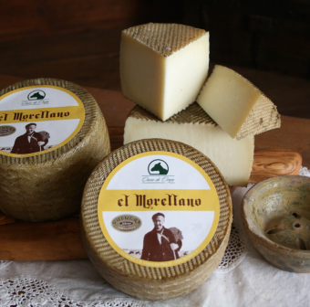 """El Morellano"" Round Cured sheep"