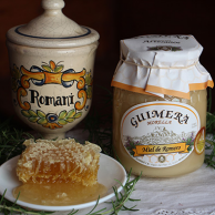 Rosemary cream Honey