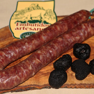Longaniza with Truffe