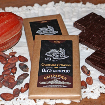 Chocolate 70% Cacao Guimerà