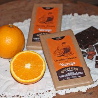 Xocolata amb Taronja
